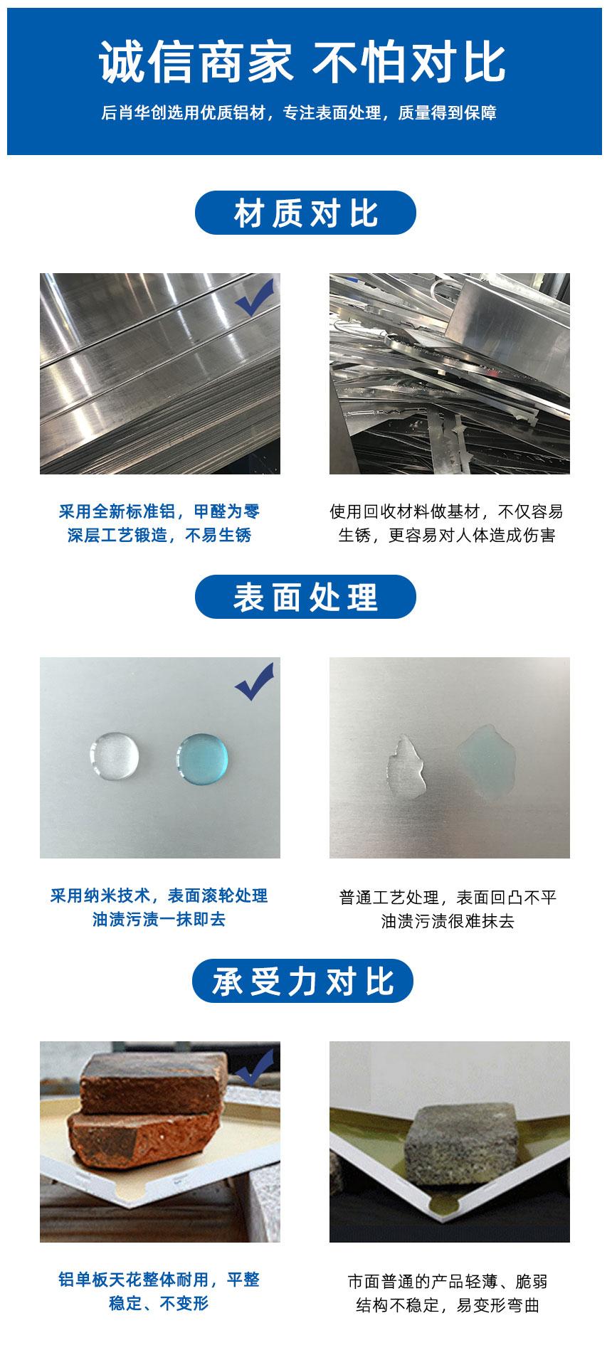 铝单板厂家报价