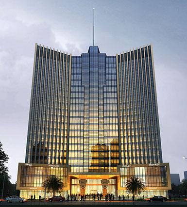 安徽滁州政府大厦