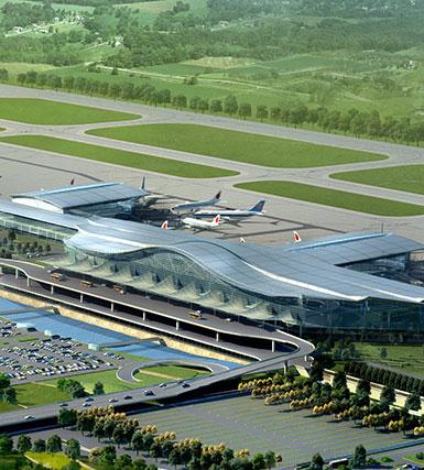 柳州白莲机场