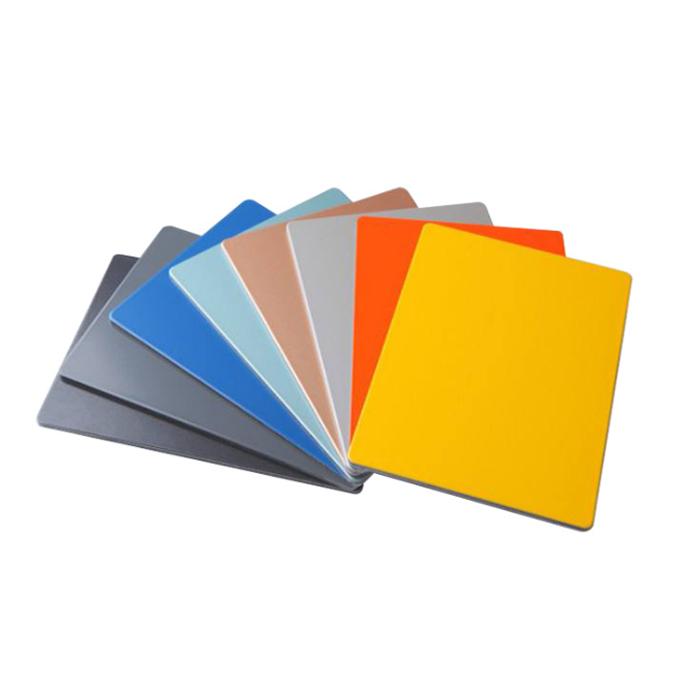 怎么区别氟碳喷涂铝单板与粉末喷涂铝单板?