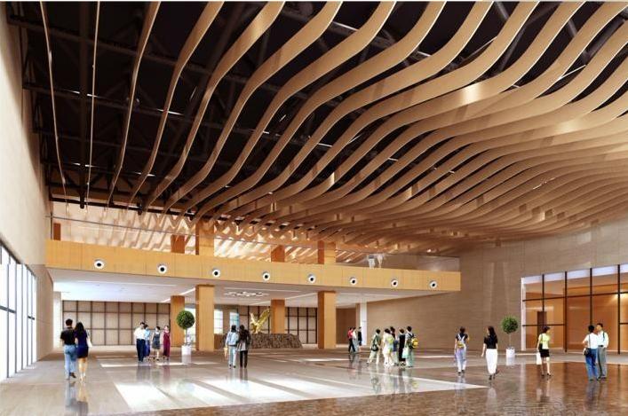 <strong>木纹铝单板的特点以及在现代建筑中的应用</strong>