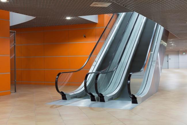 商场扶梯铝单板