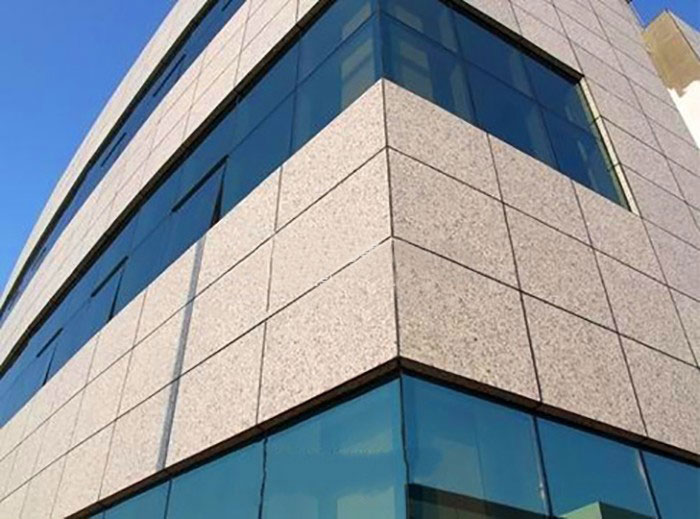 铝单板建筑